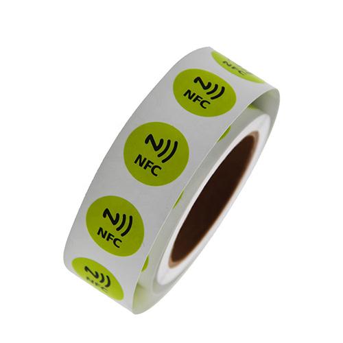 2 NFC Sticker Main