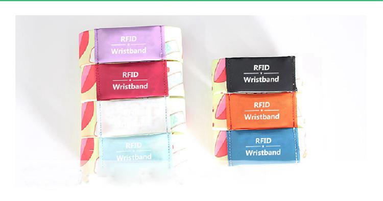 RFID Elastic Wristband-Main