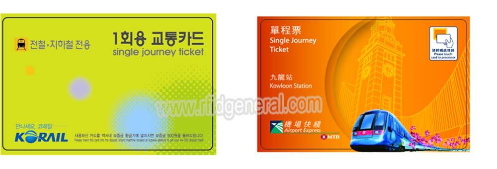 13.56MHz RFID Card201906
