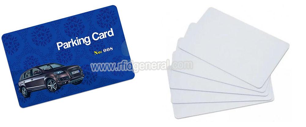 2 UHF RFID Printing Blank Card 2019061401