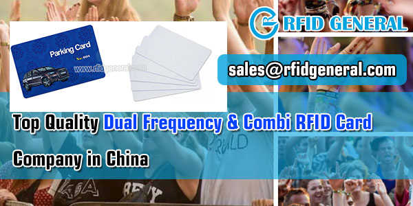 Top Quality Dual Frequency & Combi RFID Card